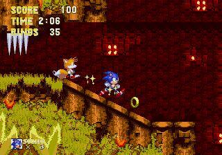 Pantallazo del juego online Sonic the Hedgehog 3 (Genesis)