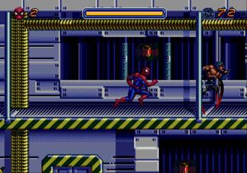 Imagen de la descarga de Spider-Man The Animated Series