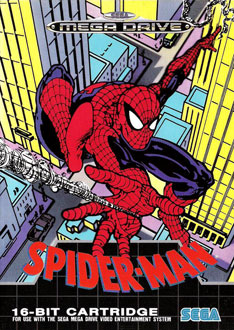 Carátula del juego Spider-Man Vs The Kingpin (Genesis)