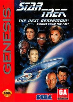 Portada de la descarga de Star Trek: The Next Generation Echoes From the Past