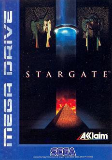 Carátula del juego Stargate (Genesis)
