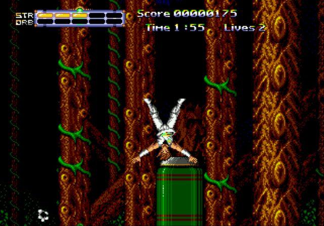 Imagen de la descarga de Journey from Darkness: Strider Returns