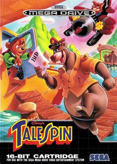 Portada de la descarga de Disney's TaleSpin