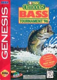 Portada de la descarga de TNN Outdoors Bass Tournament '96