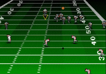 Imagen de la descarga de Troy Aikman NFL Football