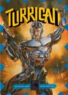 Carátula del juego Turrican (Genesis)