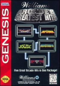 Portada de la descarga de Williams Arcade's Greatest Hits