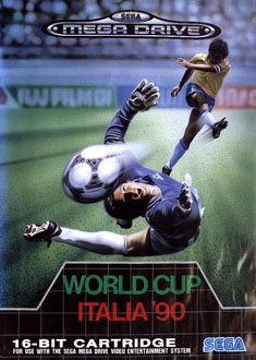 Portada de la descarga de World Cup Italia 90