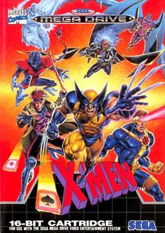 Portada de la descarga de X-Men