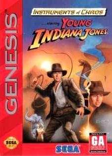 Portada de la descarga de Instruments of Chaos Starring Young Indiana Jones