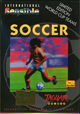 Portada de la descarga de International Sensible Soccer