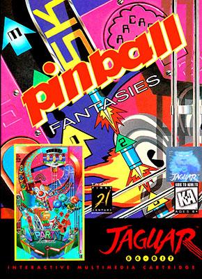Portada de la descarga de Pinball Fantasies