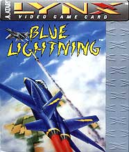 Portada de la descarga de Blue Lightning