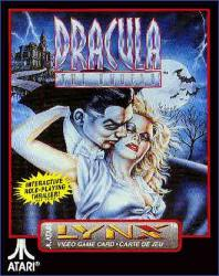 Portada de la descarga de Dracula the Undead