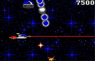 Pantallazo del juego online Gates of Zendocon (Atari Lynx)