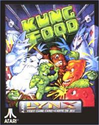 Portada de la descarga de Kung Food