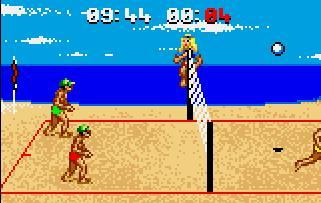 Imagen de la descarga de Malibu Bikini Volleyball