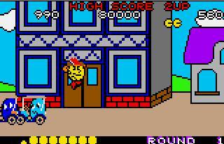 Imagen de la descarga de Pac-Land