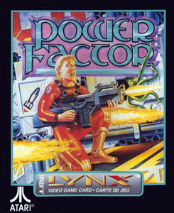 Juego online Power Factor (Atari Lynx)