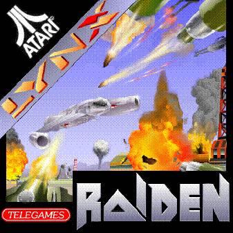 Juego online Raiden (Atari Lynx)