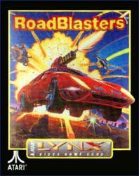 Juego online RoadBlasters (Atari Lynx)