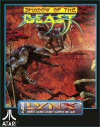 Juego online Shadow of the Beast (Atari Lynx)