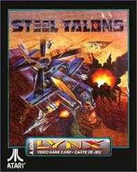 Juego online Steel Talons (Atari Lynx)