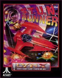 Juego online STUN Runner (Atari Lynx)