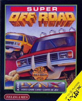 Juego online Super Off Road (Atari Lynx)