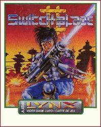 Juego online Switchblade II (Atari Lynx)