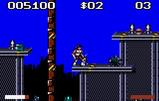 Imagen de la descarga de Switchblade II