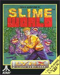 Juego online Todd's Adventures in Slime World (Atari Lynx)
