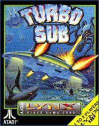 Carátula del juego Turbo Sub (Atari Lynx)