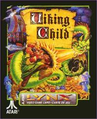 Juego online Viking Child (Atari Lynx)