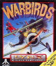 Carátula del juego Warbirds (Atari Lynx)
