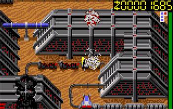 Pantallazo del juego online Zarlor Mercenary (Atari Lynx)
