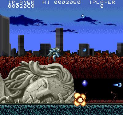 Imagen de la descarga de Act-Fancer Cybernetick Hyper Weapon