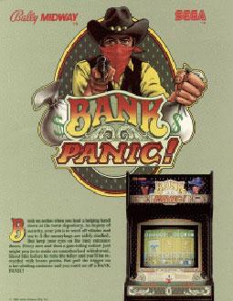 Portada de la descarga de Bank Panic