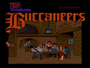 Juego online Buccaners (MAME)
