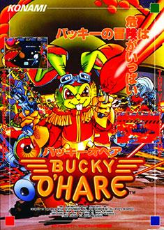 Juego online Bucky O'Hare (MAME)