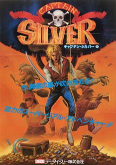 Portada de la descarga de Captain Silver