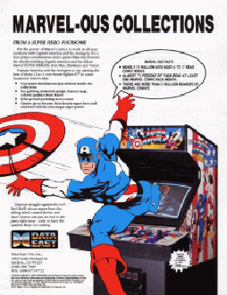Portada de la descarga de Captain America and The Avengers