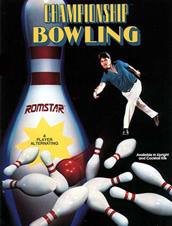 Juego online Championship Bowling (MAME)