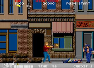 Imagen de la descarga de Crime City