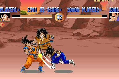 Imagen de la descarga de Dragonball Z