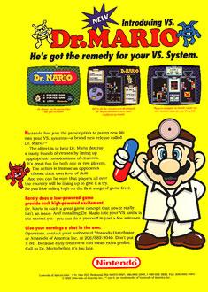 Juego online Dr Mario (PlayChoice-10) (MAME)