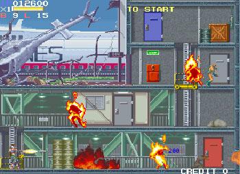 Imagen de la descarga de Elevator Action Returns