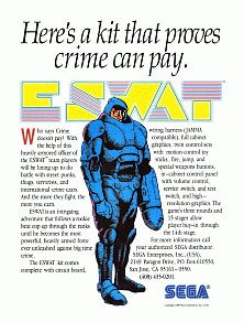 Portada de la descarga de E-Swat – Cyber Police
