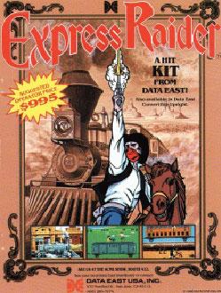 Juego online Express Raider (MAME)