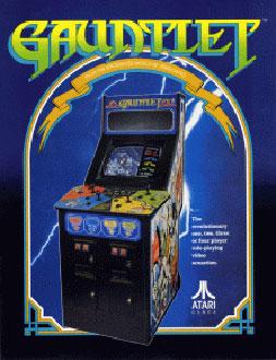 Carátula del juego Gauntlet (Mame)